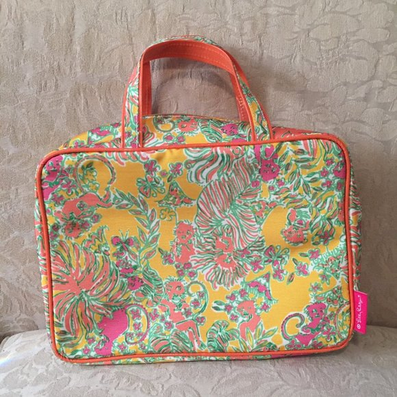 Lilly Pulitzer Large Toiletry Bag